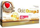 Gold Omega-3 65% Olimp 60 капсул