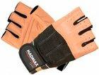 Перчатки MadMax Classic MFG 248 коричневые