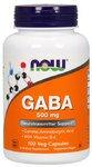 NOW GABA 500 мг