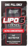 Nutrex Lipo-6 Black Ultra Concentrate 60 капсул