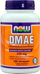 Now Foods DMAE 250 mg 100 капсул