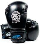 Боксерские перчатки PowerPlay 3001 Shark Series Blue