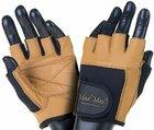 Перчатки MadMax Fitness MFG 444 коричневые